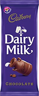 Cadbury Dairy Milk Chocolate, 90 gm