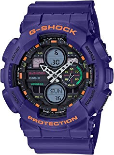 Casio Analog-Digital Black Dial Men's Watch-GA-140-6ADR (G979)