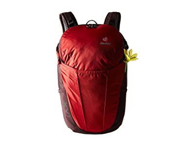 Deuter XV 1 SL (Cranberry/Aubergine) Backpack Bags