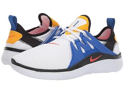 Nike Acalme (White/Bright Crimson/Black/Game Royal) Men
