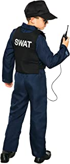 Forum Novelties Child's Swat Costume, Small
