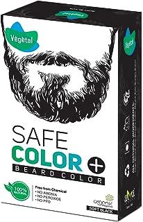 Vegetal safe color for Beard - black 25g.