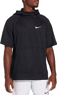 Men's Dry Spotlight Basketball Dri Fit Short Sleeve Hoodie