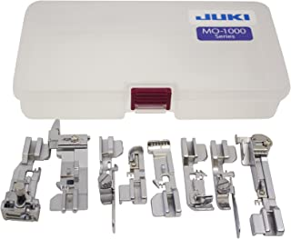 Juki 8 Pack Optional Feet for MO-1000 and MO-2000