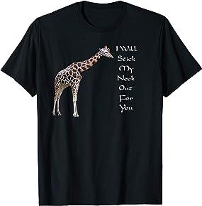 Funny Giraffes T-Shirt