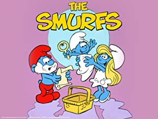 The Smurfs: The Complete Season Third Volume One