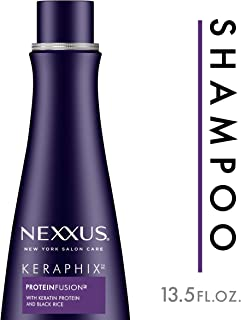 Nexxus Keraphix Shampoo, for Damaged Hair, 13.5 oz, Pack of 1