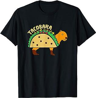 Tacobara Taco Capybara T-Shirt