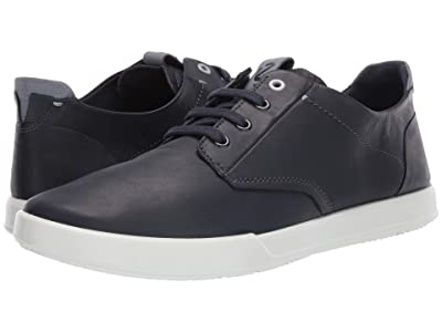 ECCO Collin 2.0 Soft Sneaker (Marine/Marine) Men