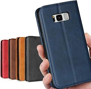 Galaxy S8 docomo SC-02J / au SCV36 ケース Galaxy S8 ケース 手帳型 SC-02J ケース 手帳 SC-02Jカバー SCV36ケース サムスン ギャラクシー S8 ケース スマホケース_iCover...