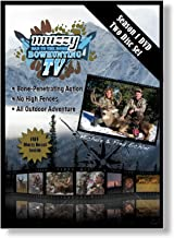 Muzzy Bad To The Bone Bowhunting TV Season 1 Two Disc Set (DVD)