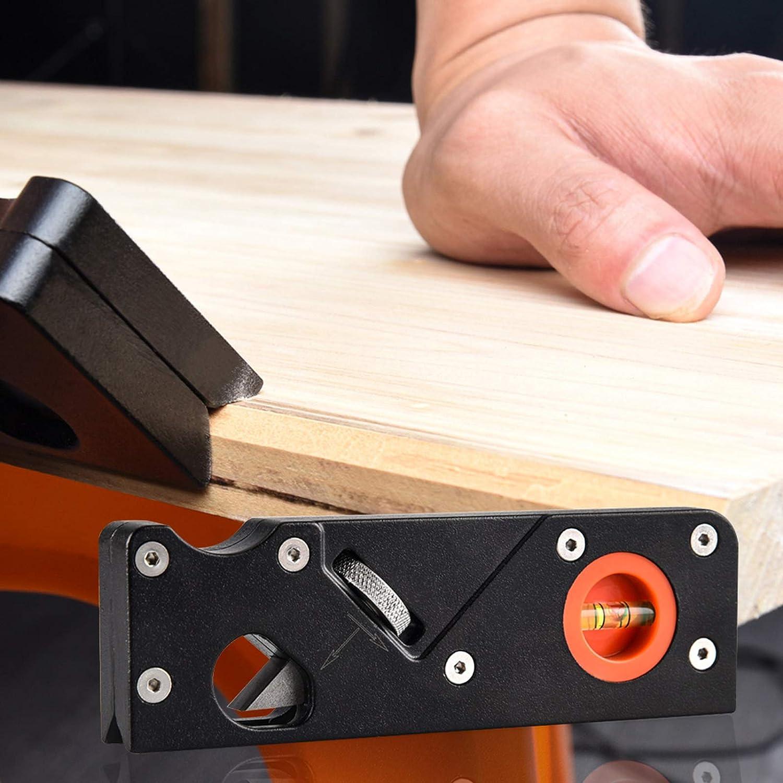 Woodworking Edge Corner Plane 45 Degree Bevel Manual Planer ...