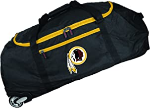 NFL Crusader Collapsible Duffel, 36-inches 36-inches black