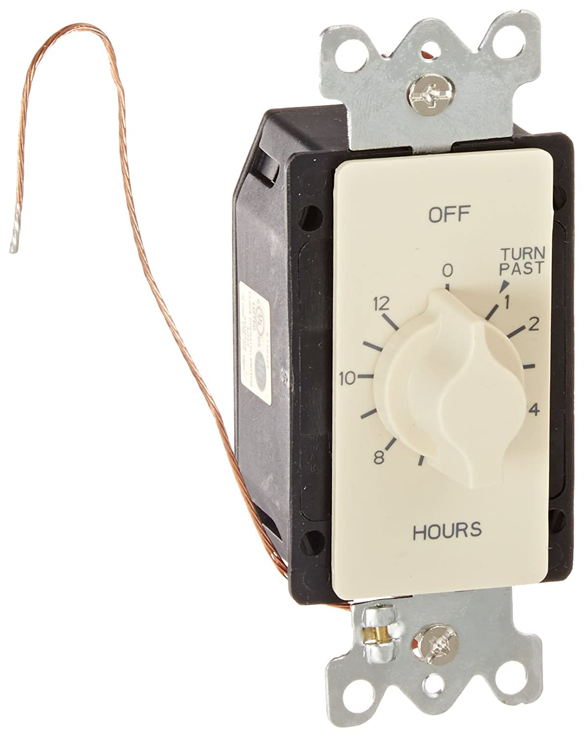 TORK A512H Spring-Wound in-Wall Twist Rapid rise Timer with 12-Hour Super popular specialty store Length