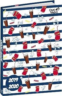 Schoolagenda 1 dag/pagina 2019-2020 Sweet, 12 x 17 cm, Design Cola