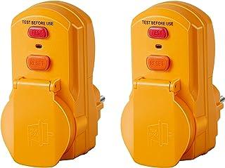 Brennenstuhl 1290660 Netzteil Schutz 2 Personen BDI 30 IP54 (2)