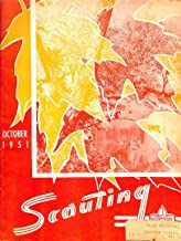 Scouting Magazine - October 1951 - Boy Scouts of America (Lex Lucas -Editor)