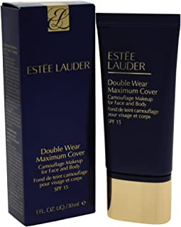 Estee Lauder Double Wear Maximum Cover Camouflage Make Up (Face & Body) SPF15 – Tawny (3 W1) 30ml/1oz