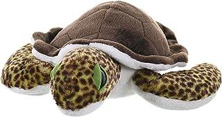 Wild Republic Green Sea Turtle Plush Soft Toy, Cuddlekins Cuddly Toys, Gifts for Kids 30 cm