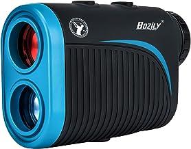 Bozily Golf Entfernungsmesser, 6X Wiederaufladbarer Laser Rangefinder, 1200 Yards..