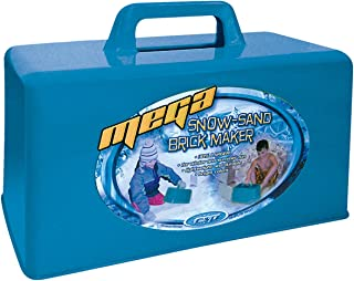 ESP Kid's Snow and Sand Castle Mega Brick Maker - Extra Large