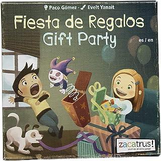 Amazon.es: Zacatrus! - Juegos de estrategia / Juegos de tablero: Juguetes y juegos