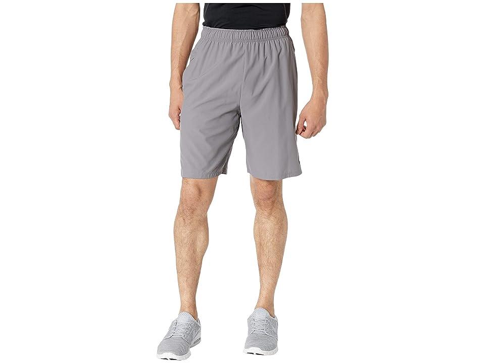 Nike Flex Shorts Woven 2.0 (Gunsmoke/Black) Men