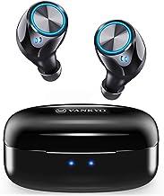 VANKYO Wireless Earbuds X180 in-Ear Bluetooth 5.0 Earphones, USB-C Charging Case, IPX7 Waterproof Sport Headphones with Mi...