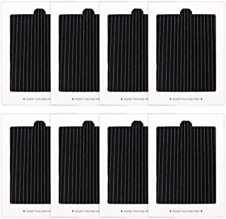 8 Pack Refrigerator Air Filters Replacement, replaces for SCPUREAIR2PK,EAFCBF PAULTRA 242047801, 242047804