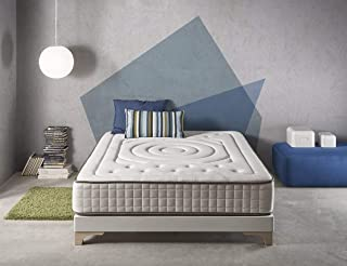 Living Sofa COLCHÓN COLCHONES VISCOELASTICO VISCOELASTICA VISCO Imperial Cashmere Relax® 25CM Todas Las Medidas (135 X 190)