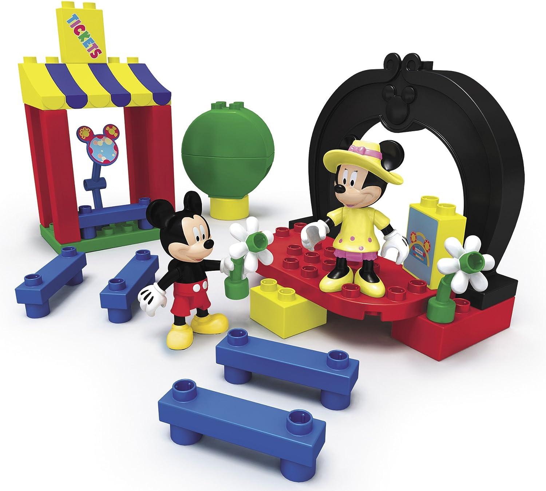 Mega Bloks 7901 - Mickey Maus Clubhaus Mickey's Spielplatz