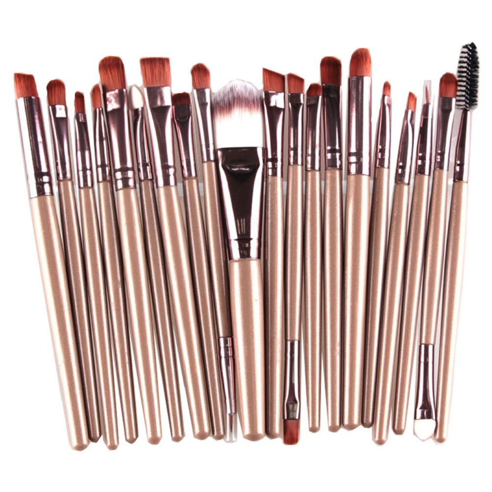 MELADY Pro 20pcs Multi-function Cosmetic Powder Fashionable Eye s Foundation Ranking TOP12