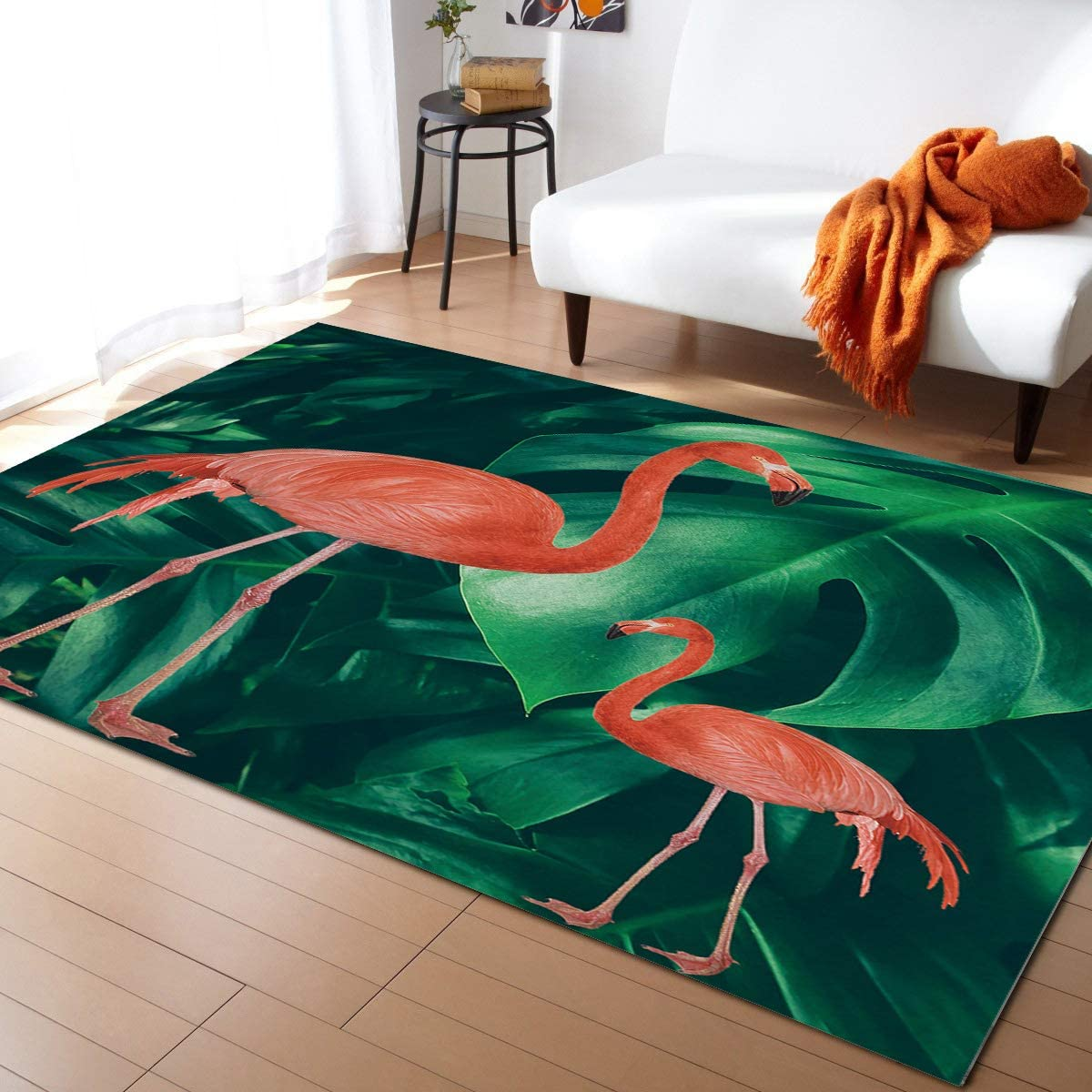 Prime Leader Choice Modern Contemporary Area Rug Green Room Cheap bargain Living for