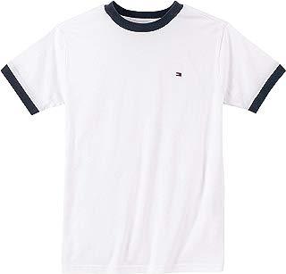 Tommy Hilfiger Boys' Core Crew-Neck Ken T-Shirt