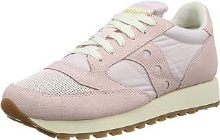 Saucony JAZZ ORIGINAL VINTAGE PINK Dames Atletische schoenen