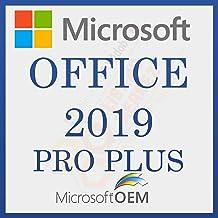MS Office 2019 PRO PLUS | Con Factura | Versión Completa,