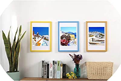 Amazon.com: Mbd Living Room Wall Solid Wood Shelf Loft ...