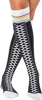 Crazy Socks for Women Knee High Socks | Long Socks for Women | Funny Socks Women Over the Knee High Socks Tall