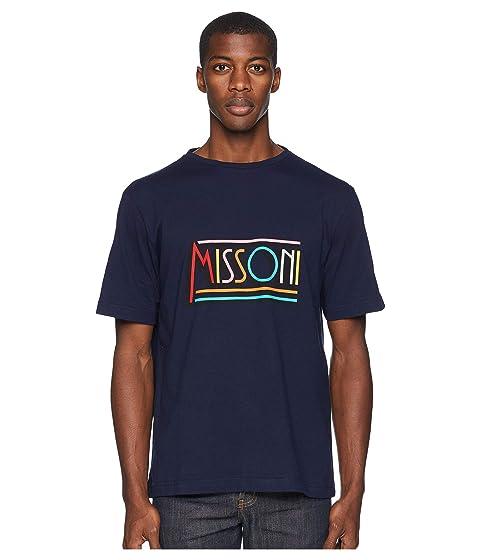 Missoni Retro Logo T-shirt