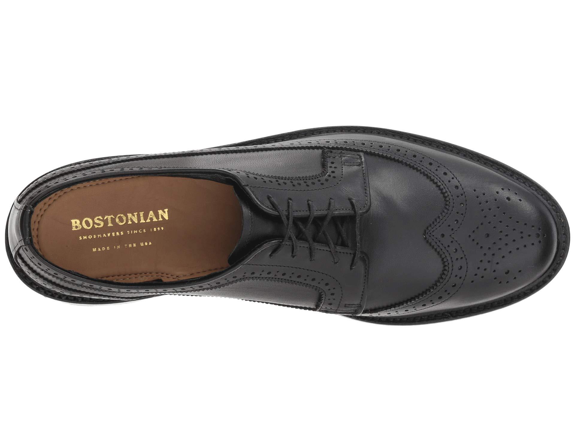 Longwing 16 Bostonian Black Bostonian No No q8Iw4vH