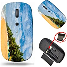 Wireless Mouse, Computer Laptop Wireless Mouse, 2.4G USB Travel Mice, Adjustable DPI for Notebook PC Laptop Computer MacBo...