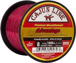 Best cajun advantage fishing line Reviews