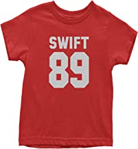 Expression Tees Swift 89 Birth Year Youth T-Shirt