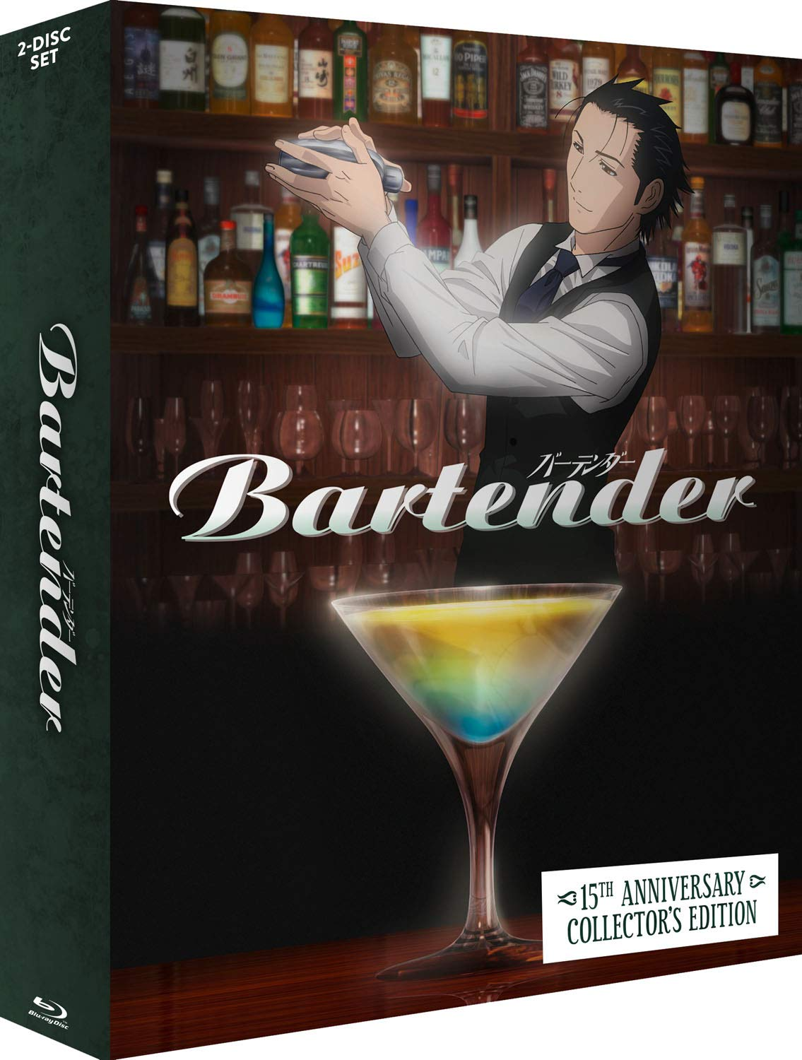 Bartender: 15th Anniversary Collector's Edition Regular discount Ranking TOP9 Blu-ray