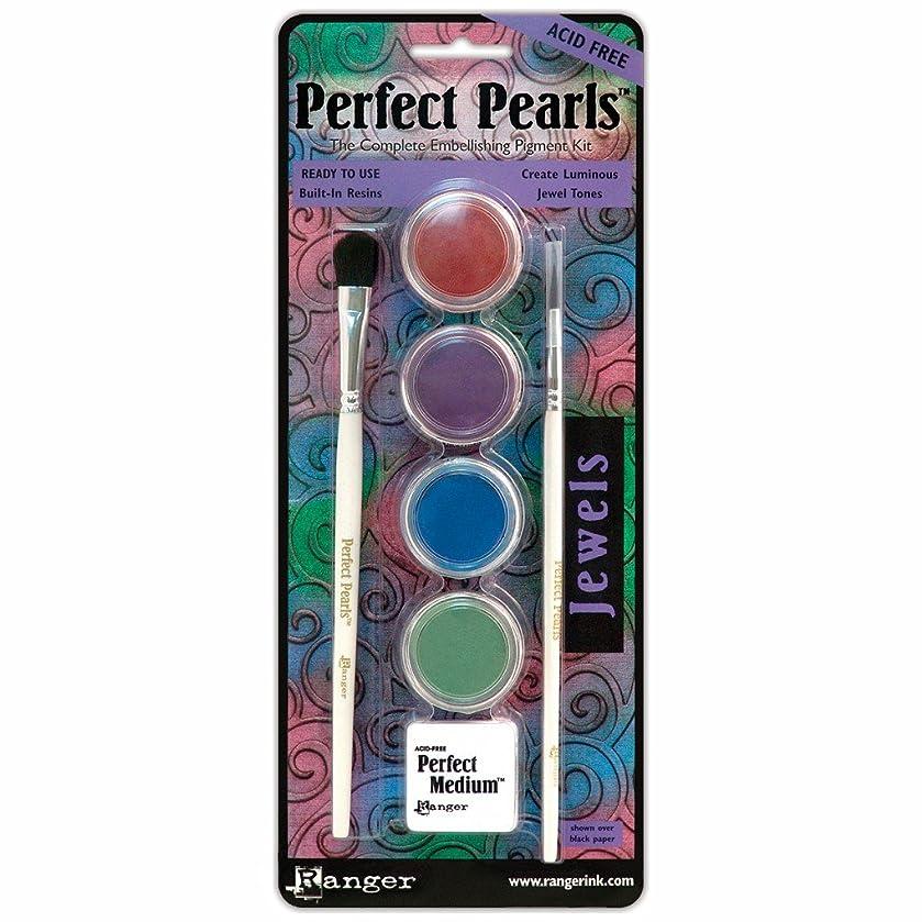Perfect Pearls Pigment Powder Kit-Jewels