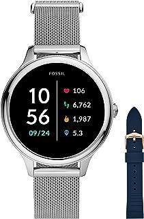 Fossil Smartwatch GEN 5E Connected da Donna con Wear OS by Google, Frequenza Cardiaca, GPS, Notifiche per Smartphone e NFC...