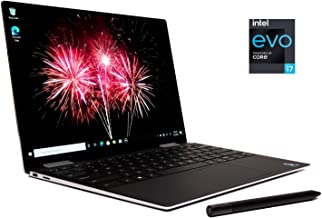 """New XPS 13 2-in-1 9310 Intel's 11th Gen Evo Core i7-1165G7 Intel Iris Xe Graphics 13.4"""" 16:10 FHD+ WLED Touch Display Prem..."""