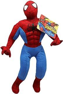Marvel Plush Spiderman Standing Pose 17 Inch Stuffed PDP1100280 Plush Toy