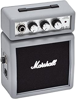 Marshall MS-2 Mini Amp, Silver