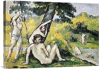 Global Galerie Budget gcs-264695–76,2–360,7 cm Paul Cezanne Baden Baden Baden Galerie Wrap Giclée-Kunstdruck auf Leinwand Art Wand B01K1ONE2A  Stilvoll und lustig f9a1fa